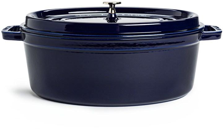 Staub Oval Cocotte - 8.7 Qt., Cast Iron
