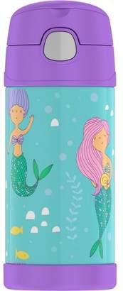 Thermos Crckt 12oz Funtainer Water Bottle - Mermaid