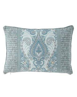 "Sherry Kline Home Avalon Boudoir Pillow, 14"" x 21"""