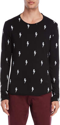 Imperial Star Lightning Bolt Long Sleeve Tee
