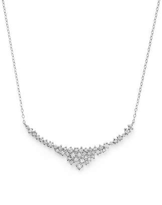 Bloomingdale's Diamond Scatter Necklace in 14K White Gold, .70 ct. t.w. - 100% Exclusive