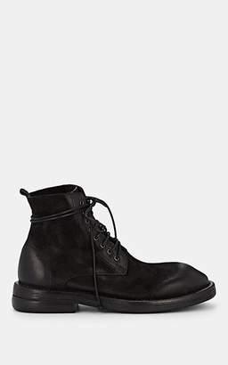 Marsèll Women's Suede Ankle Boots - Black