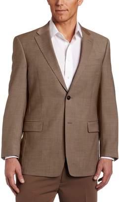 Tommy Hilfiger Mens 2 Button Side Vent Trim Fit 100% Wool Suit Separate Coat