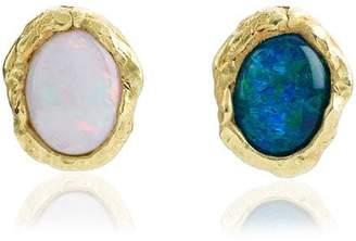 Orit Elhanati Large abyss opal earrings