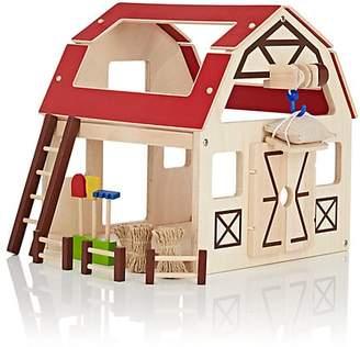 Plan Toys WOODEN BARN