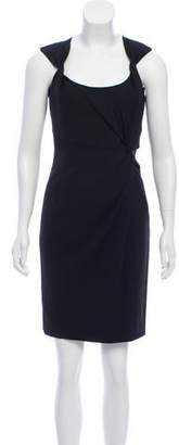 Michael Kors Knee-Length Wool Dress w/ Tags