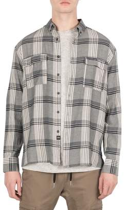 Zanerobe Plaid Box Shirt