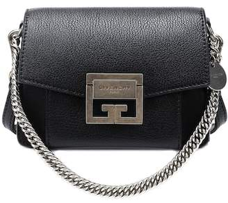 Givenchy Mini GV3 leather shoulder bag