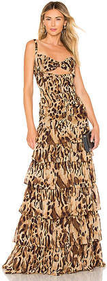 Bronx and Banco Amazon Gown