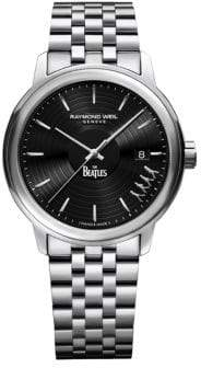 Raymond Weil The Beatles Stainless Steel Bracelet Watch