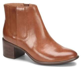 Sofft Pueblo Leather Block Heel Boot