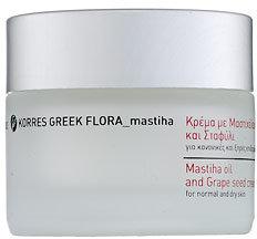 Korres Mastiha Oil and Grape Seed Cream