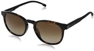 HUGO BOSS BOSS by Men's 0922/s Oval Sunglasses