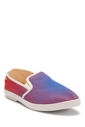 Rivieras LEISURE SHOES Gradient Print Slip-On Shoe