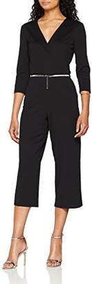 Miss Selfridge Women's Wrap Cullote Jumpsuit,6