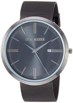 Steve Madden Fashion Watch (Model: SMW255BK)