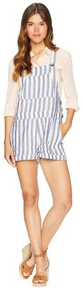 Show Me Your Mumu Beach Side Overalls Women's Overalls One Piece