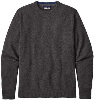 Patagonia Men's Recycled Cashmere Crewneck Sweater