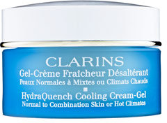Clarins HydraQuench Cooling Cream-Gel For Normal To Combination Skin