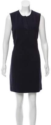 3.1 Phillip Lim Scoop Neck Mini Dress