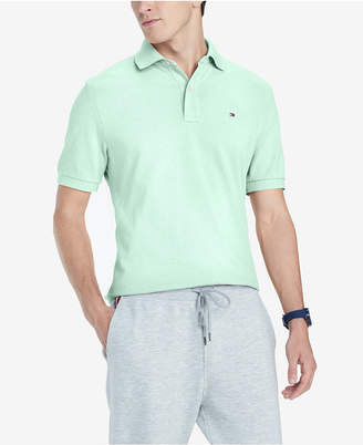 Tommy Hilfiger Men Custom-Fit Ivy Polo