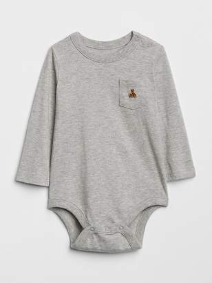 f508ea7997e9 Gap Gray Boys  Bodysuits - ShopStyle