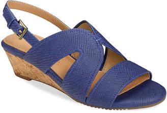 Aerosoles Appreciate Wedge Sandal - Women's