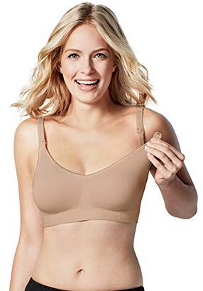 Bravado Nursing Bra - Body Silk Seamless Nursing Bra - Butterscotch - Medium womens M