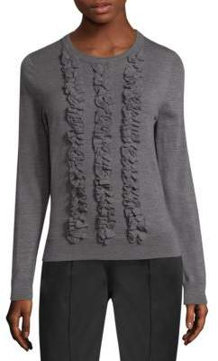 Marc Jacobs Ruffled Sweater