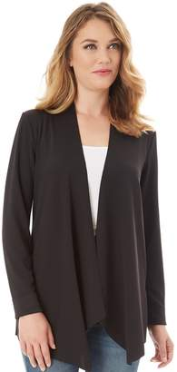 Apt. 9 Women's French Terry Flyaway Cardigan