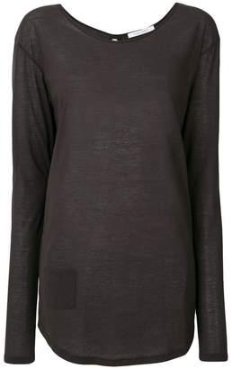 Humanoid oversized pocket T-shirt