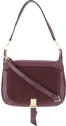 Vera Bradley Leather & Suede Carson Shoulder Bag
