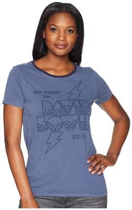 Lucky Brand David Bowie Tee Women's T Shirt