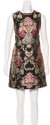 Nicole Miller Floral Mini Dress w/ Tags