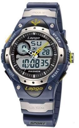 Highquality OYang Water-proof Dual Time Boys Girls Sport Watch Wrist Watch
