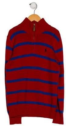 Polo Ralph Lauren Boys' Striped Knit Sweater