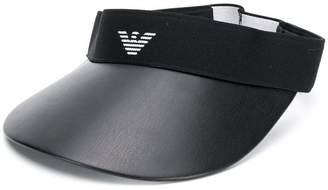 Emporio Armani branded visor