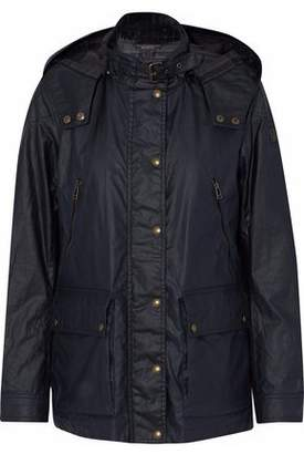 Belstaff Coated Cotton Shell Jacket