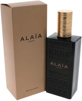 Alaia Women's 3.3Oz Paris Eau De Parfum Spray
