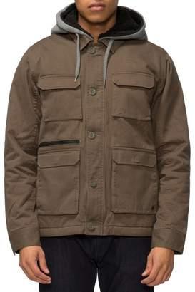 Tavik Droogs Plus Field Jacket with Detachable Hood