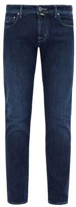 Jacob Cohen Mid Rise Slim Leg Jeans - Mens - Blue