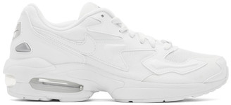 Nike Off-White Air Max2 Light Sneakers