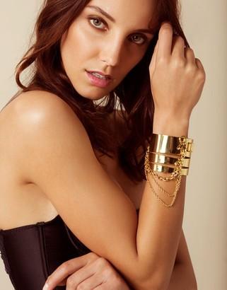 Jocasta Single Cuff Gold