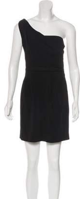 Theory Wool Mini Dress w/ Tags