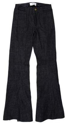 Co High-Rise Wide-Leg Jeans w/ Tags