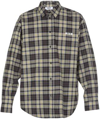 MSGM Cotton Shirt