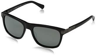 0041bd4fba Harley-Davidson Men's HD2045 Sunglasses, (Shiny Black/Smoke Mirror)