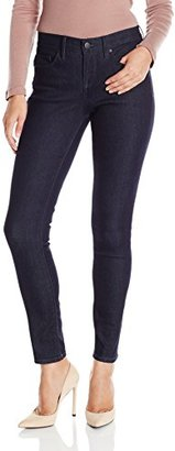 Calvin Klein Jeans Women's Legging, Dark Rinse, 28 $21.12 thestylecure.com