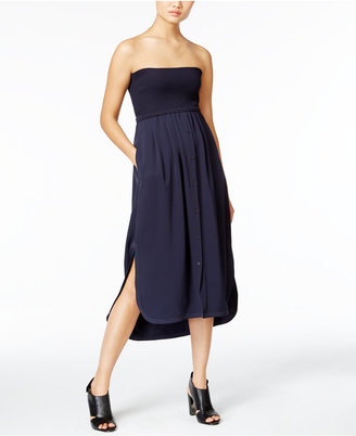 DKNY Convertible Strapless Shift Dress $298 thestylecure.com