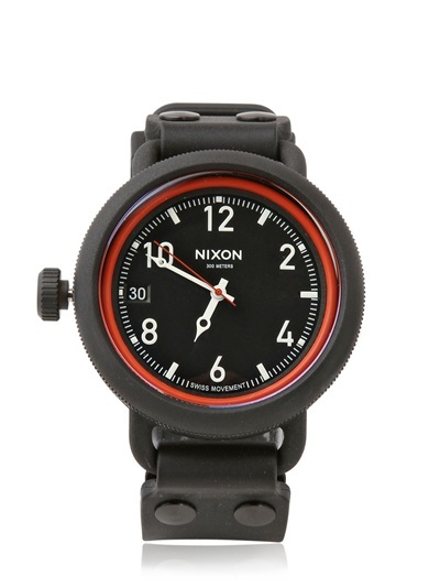 Nixon October Collection Watch